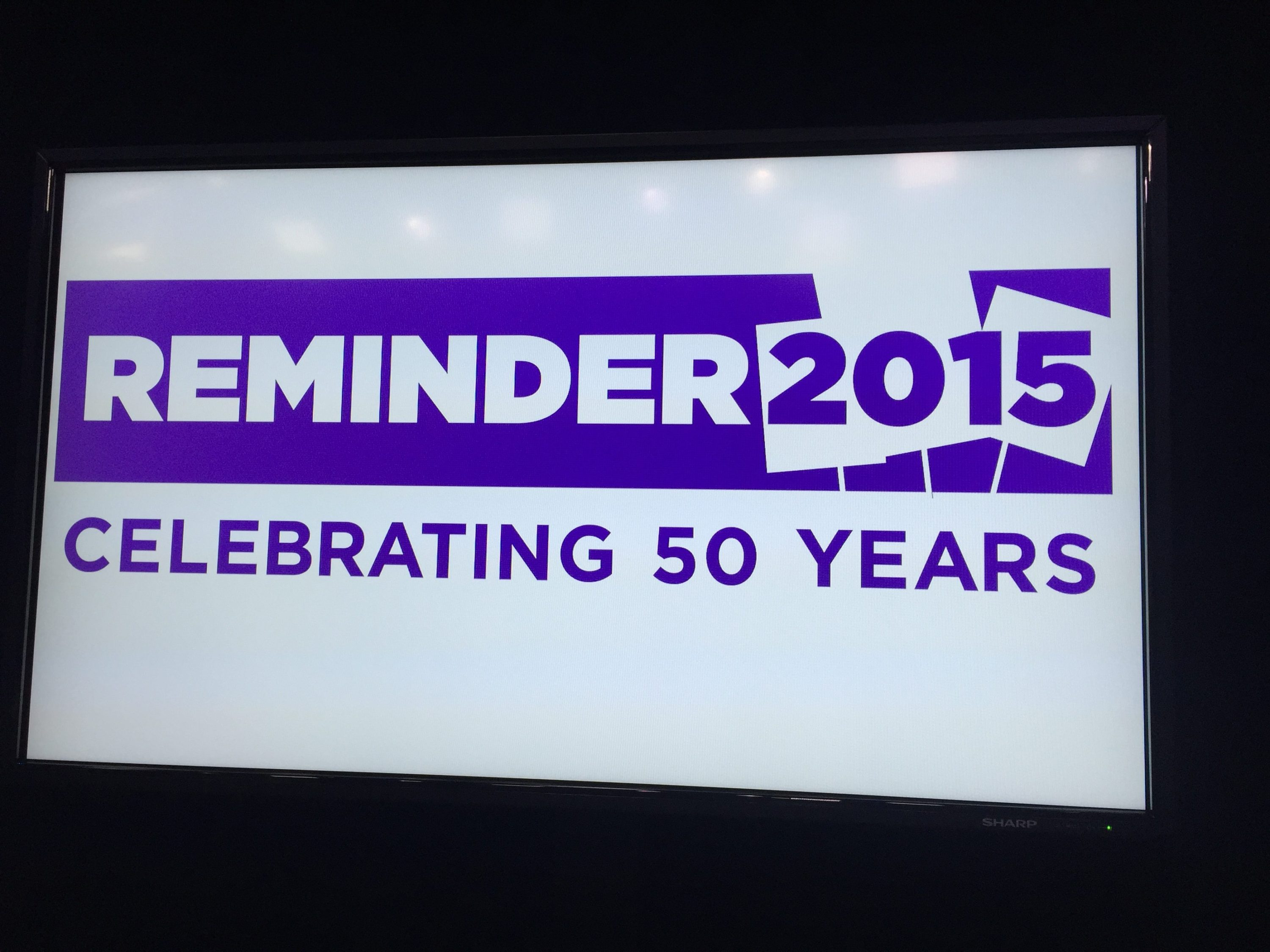 day of Reminder 2015