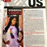 Meet Sharron Cooks: Next Magazine